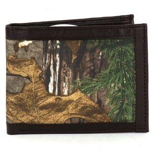 REALTREE RFID Bifold Wallet With ID Window 528MF